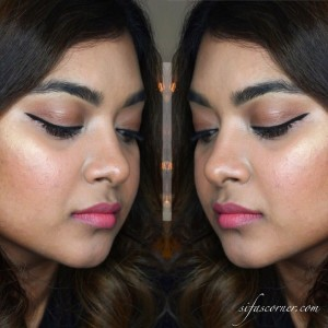 Are you looking for a glowyhealthy makeup look? Check outhellip