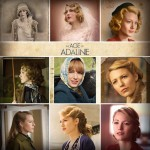 Who is excited to watch the Age of Adaline? The…