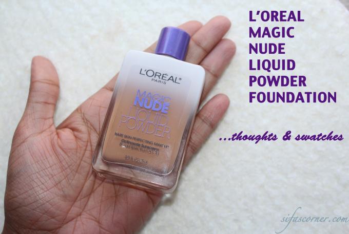 lorealmagicnude