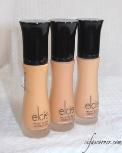 TBT I reviewed these 3 shades of elciecosmetics Micro Silquehellip