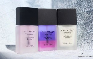 Perfect trio for making my nails naturally whiter amp strongerhellip