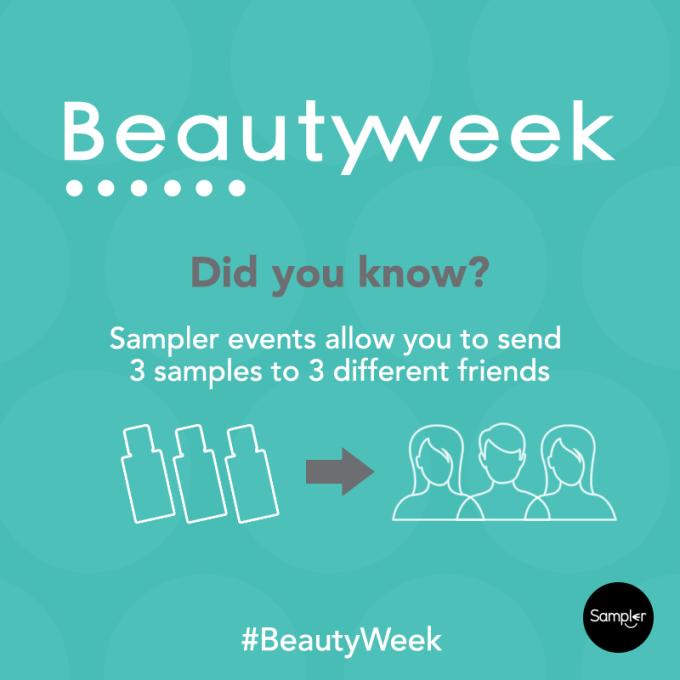 BeautyWeek_3Samples3Friends