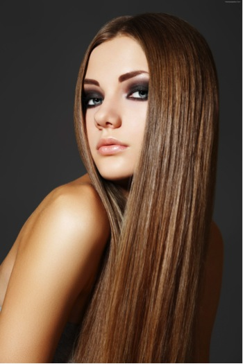 How To Straighten Your Hair Naturally